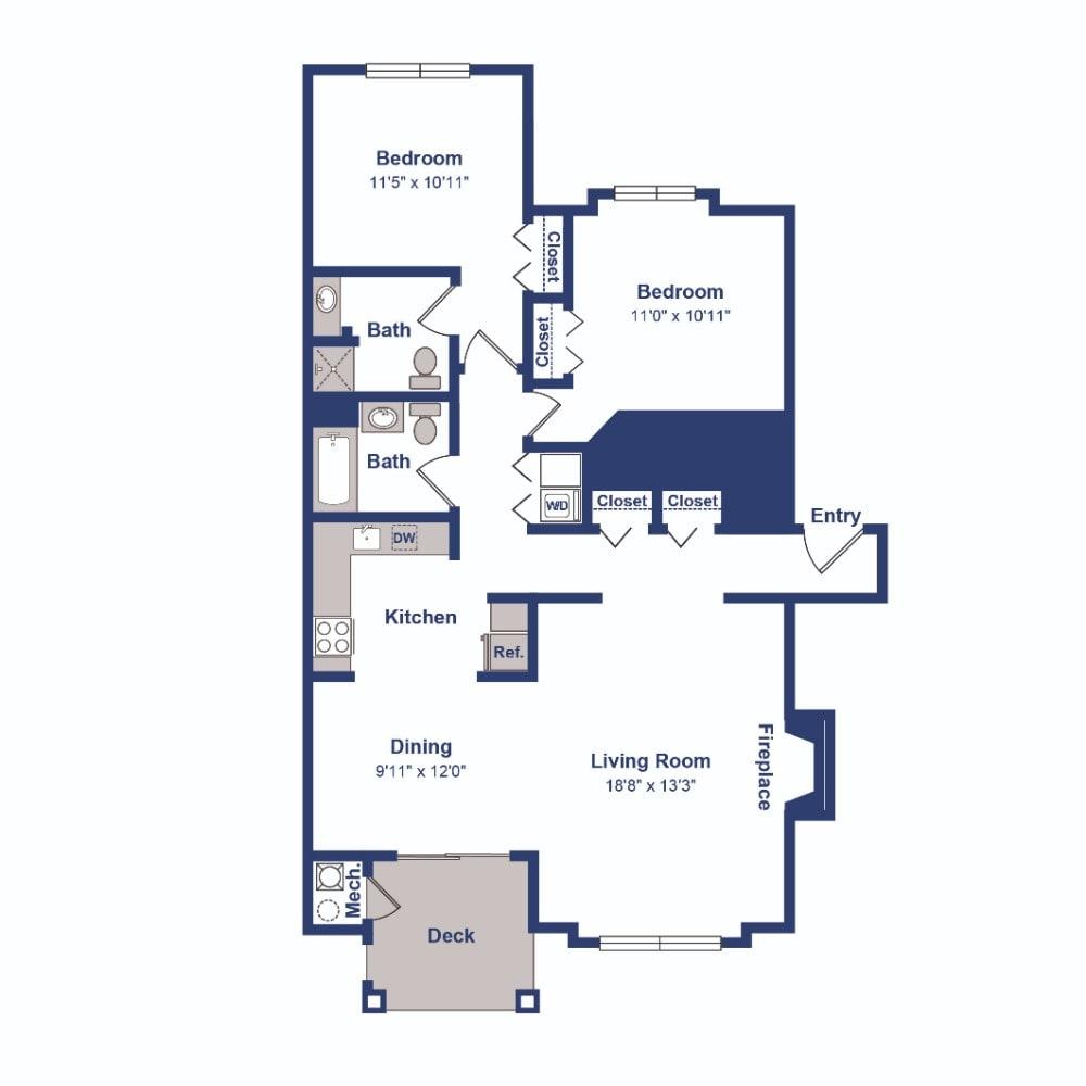 Walnut Glen Apartments: Briar Glen Village