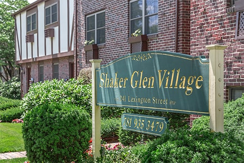 Shaker Glen Village - Address